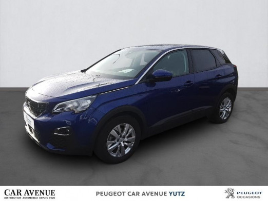 Used PEUGEOT 3008 1.5 BlueHDi 130ch E6.c Active Business S&S 2019 BLEU F € 25,600 in Yutz