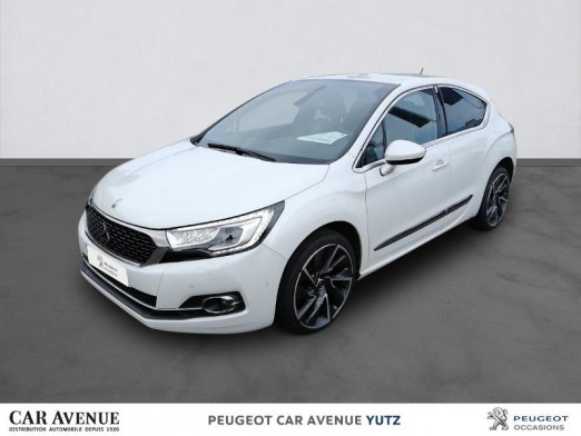 Occasion DS DS 4 BlueHDi 180ch Sport Chic S&S EAT6 2016 blanc nacree 14 400 € à Yutz