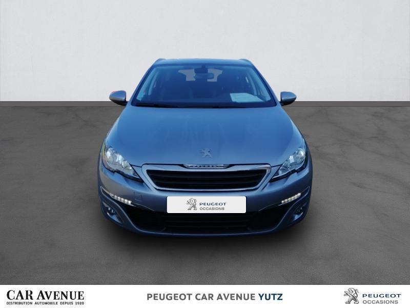 Occasion PEUGEOT 308 SW 1.6 BlueHDi 120ch Style S&S 2016 Gris 13250 € à Yutz