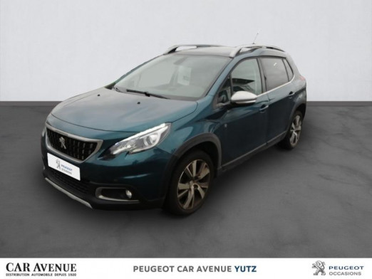 Occasion PEUGEOT 2008 1.2 PureTech 110ch Crossway S&S EAT6 2018 Rouge Ultimate 17 490 € à Yutz