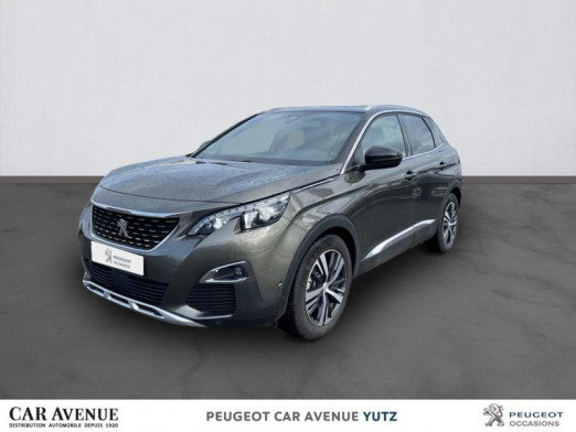 Used PEUGEOT 3008 HYBRID 225ch GT Line e-EAT8 2020 Gris Amazonite (M) € 38,990 in Yutz