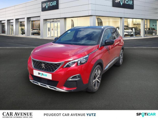 Used PEUGEOT 3008 1.5 BlueHDi 130ch E6.c GT Line S&S 7cv 2018 Rouge Ultimate (S) € 24,990 in Yutz