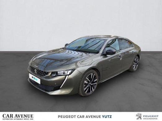 Occasion PEUGEOT 508 HYBRID 225ch GT e-EAT8 2020 Gris Amazonite 39900 € à Yutz