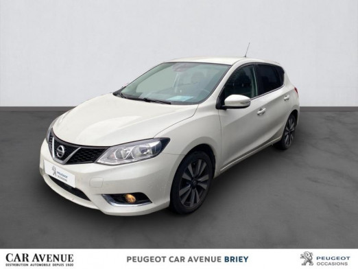 Occasion NISSAN Pulsar 1.5 dCi 110ch Connect Edition 2016 Blanc 10490 € à Briey