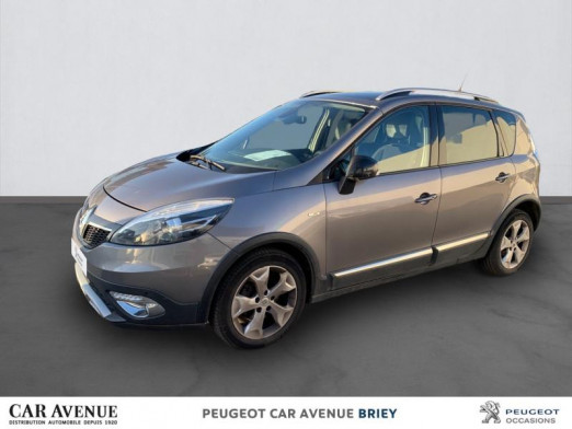 Occasion RENAULT Scenic XMOD 1.6 dCi 130ch energy Bose eco² 2015 2015 Gris clair 10490 € à Briey