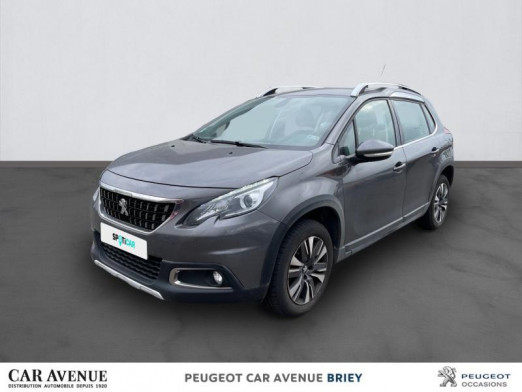 Used PEUGEOT 2008 1.2 PureTech 110ch Allure S&S EAT6 2018 Gris Artense € 16,990 in Briey