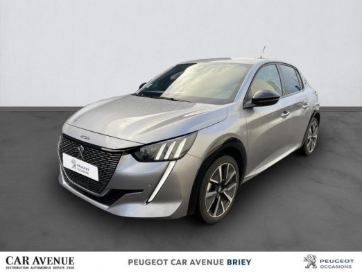 Used PEUGEOT 208 e-208 136ch GT Line 2020 Gris Artense € 23,990 in Briey