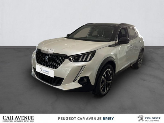 Used PEUGEOT 2008 1.2 PureTech 155ch S&S GT EAT8 2020 Blanc Nacré (N) € 34,620 in Briey