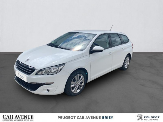 Used PEUGEOT 308 SW 1.6 BlueHDi 100ch Active Business S&S 2017 Blanc Banquise € 9,490 in Briey