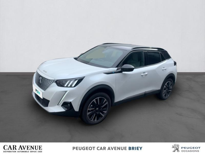 Used PEUGEOT 2008 e-2008 136ch GT 2020 Blanc Nacré (N) € 31990 in Briey