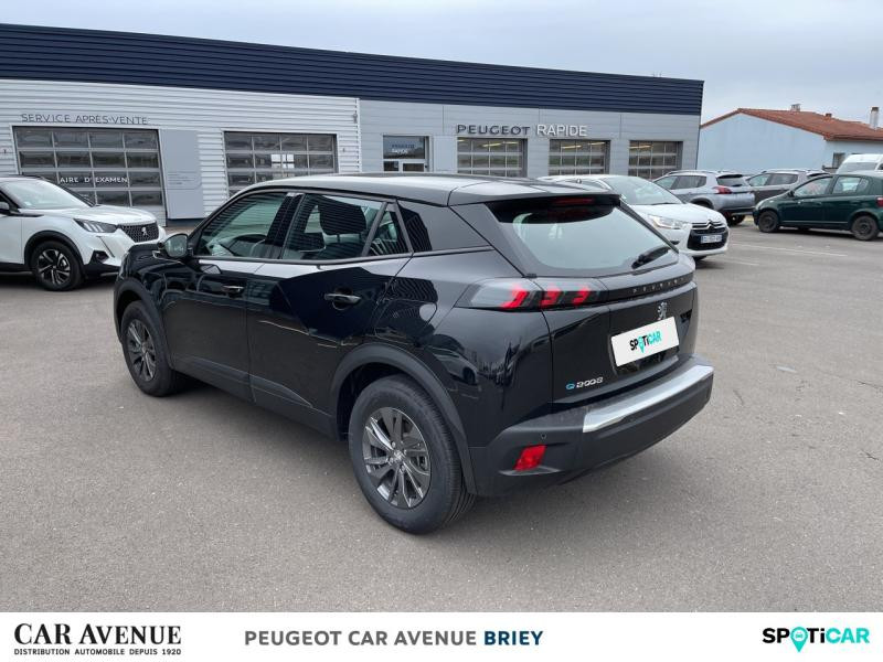 Used PEUGEOT 2008 e-2008 136ch Active Business 2021 Noir Onyx (O) € 28990 in Briey