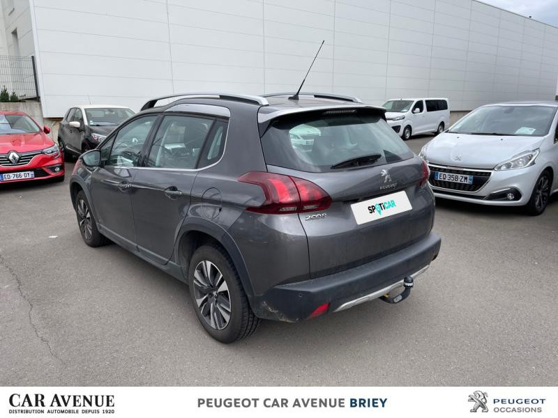 Used PEUGEOT 2008 1.2 PureTech 110ch Allure S&S EAT6 2018 Gris Artense € 15990 in Briey