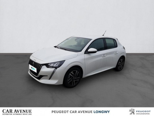 Used PEUGEOT 208 1.5 BlueHDi 100ch S&S Allure 2020 Blanc Banquise € 20,990 in Longwy