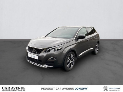 Used PEUGEOT 3008 2.0 BlueHDi 180ch S&S GT Line EAT8 2020 Gris Platinium (M) € 39,280 in Longwy