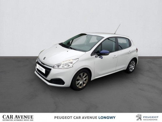 Used PEUGEOT 208 1.2 PureTech 68ch E6.c Like 5p 2018 Blanc Banquise € 9,490 in Longwy