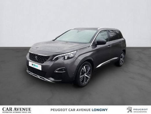 Used PEUGEOT 5008 2.0 BlueHDi 180ch S&S GT Line EAT8 2020 Gris Platinium (M) € 35,990 in Longwy