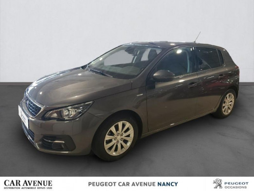 Used PEUGEOT 308 1.5 BlueHDi 100ch E6.c S&S Style 2019 Gris Platinium € 19,340 in Nancy / Laxou