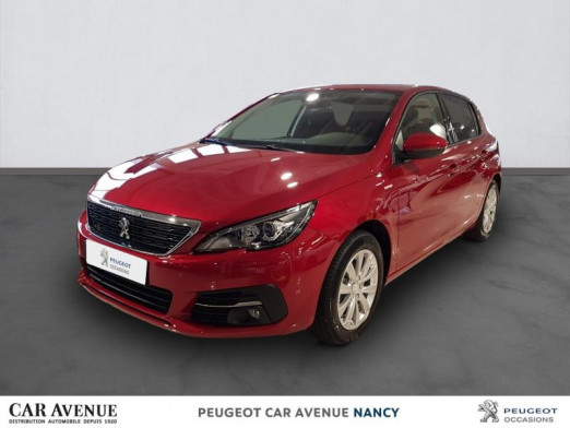 Occasion PEUGEOT 308 1.5 BlueHDi 130ch S&S Style EAT8 2020 Rouge 23 987 € à Nancy / Laxou