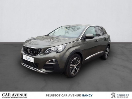 Occasion PEUGEOT 3008 1.5 BlueHDi 130ch E6.c Allure S&S EAT8 2020 Gris Amazonite (M) 29 280 € à Nancy / Laxou