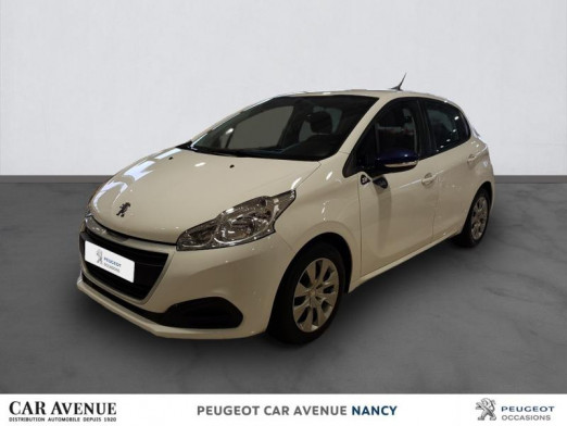 Used PEUGEOT 208 1.2 PureTech 68ch E6.c Like 5p 2019 Blanc Banquise € 10,922 in Nancy / Laxou