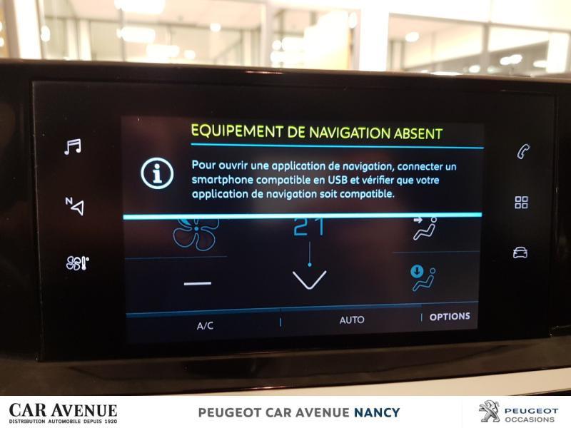 Occasion PEUGEOT 208 e-208 136ch Active 2020 Blanc nacré 21668 € à Nancy / Laxou