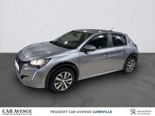 Used PEUGEOT 208 e-208 136ch Active 2020 Gris Artense € 22,688 in Nancy / Laxou