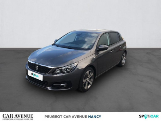 Used PEUGEOT 308 1.5 BlueHDi 100ch E6.c S&S Style 2020 Gris Platinium € 21,785 in Nancy / Laxou