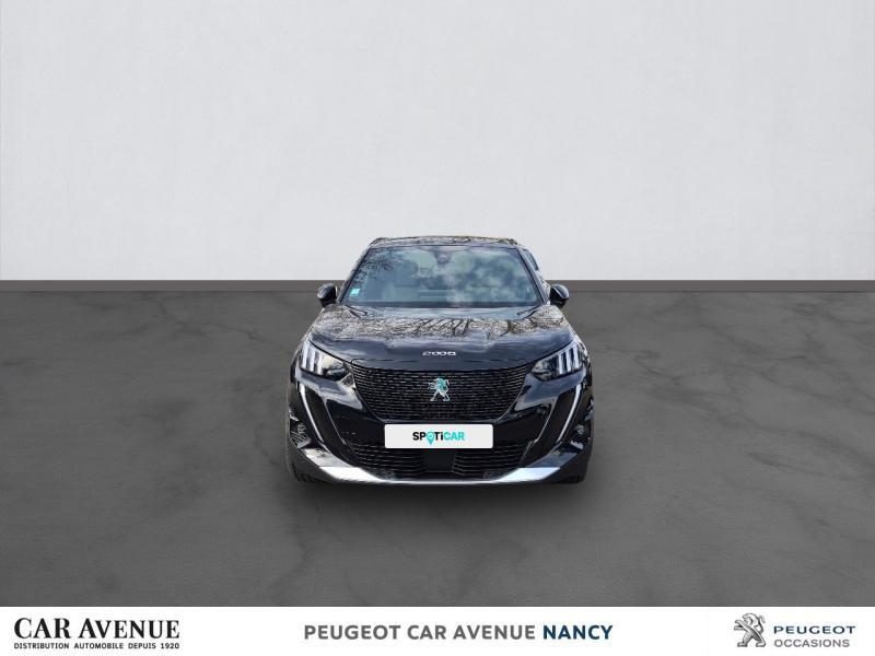 Occasion PEUGEOT 2008 e-2008 136ch GT Pack 2021 Noir Onyx (O) 39988 € à Nancy / Laxou