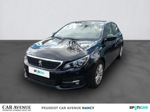 Occasion PEUGEOT 308 1.5 BlueHDi 100ch E6.c S&S Active 2020 Noir Perla Nera 21362 € à Nancy / Laxou