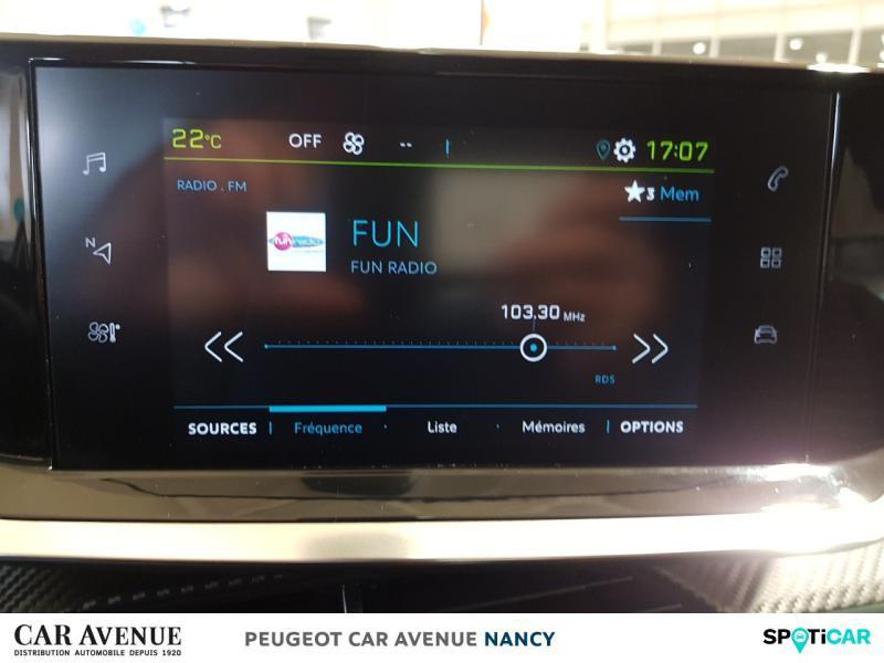Occasion PEUGEOT 208 e-208 136ch Active 2020 Blanc nacré 22688 € à Nancy / Laxou