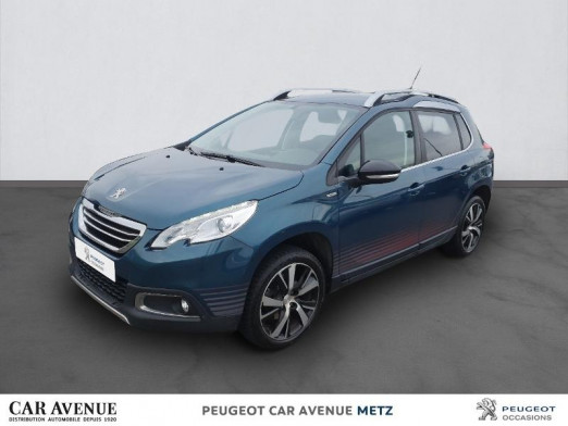 Occasion PEUGEOT 2008 1.2 PureTech 110ch Urban Cross S&S 2016 Emerald Crystal 12 490 € à Metz Borny