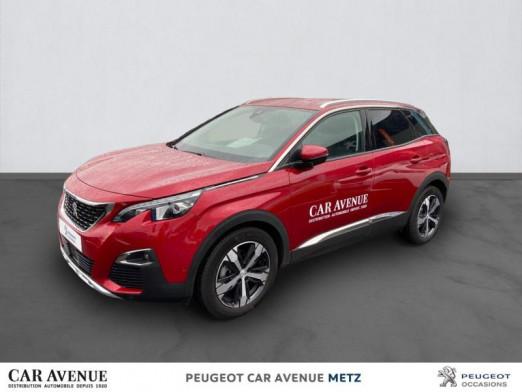 Occasion PEUGEOT 3008 1.2 PureTech 130ch Allure Business S&S EAT8  6cv 2020 Rouge Ultimate (S) 33864 € à Metz Nord