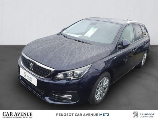 Occasion PEUGEOT 308 SW 1.5 BlueHDi 130ch S&S Style 2019 Dark Blue 16990 € à Metz Nord