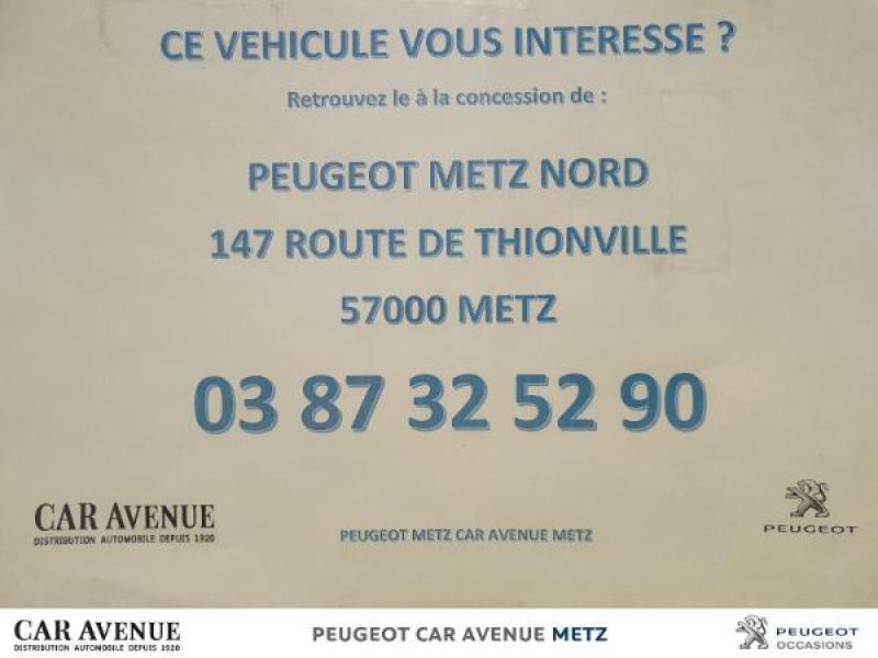 Occasion PEUGEOT 2008 1.2 PureTech 82ch Active 2018 Gris Hurricane 13690 € à Metz Nord