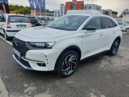 Occasion DS DS 7 Crossback E-TENSE 4x4 300ch Performance Line + 2020 Cristal Pearl (N) 51990 € à Metz Nord