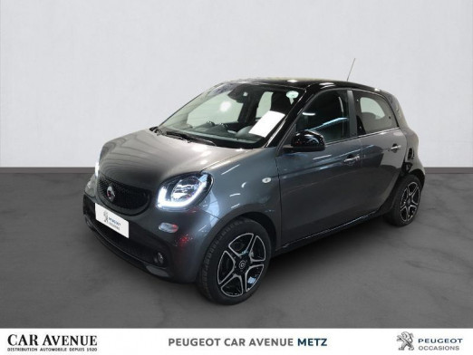 Used SMART Forfour Electrique 82ch prime 2018 graphite grey/noir black € 14,990 in Metz Nord