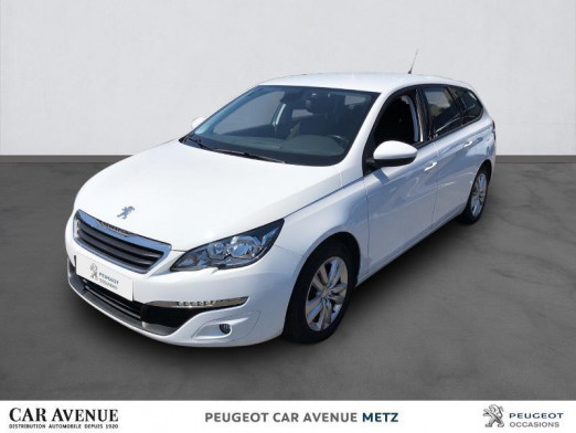 Used PEUGEOT 308 SW 1.6 BlueHDi 120ch Active Business S&S 2017 Blanc Banquise € 10,990 in Metz Nord