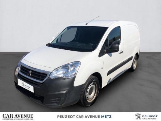 Used PEUGEOT Partner Standard 1000kg BlueHDi 100ch S&S Premium 2019 BLANC € 17,901 in Metz Borny