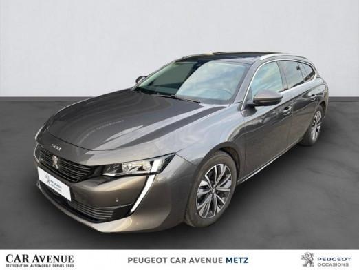 Occasion PEUGEOT 508 SW BlueHDi 130ch S&S Allure EAT8 2020 Gris Platinium 32490 € à Metz Borny