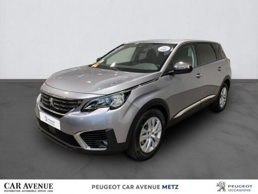 Used PEUGEOT 5008 1.5 BlueHDi 130ch E6.c Style S&S EAT8 2020 Gris Artense (M) € 33,984 in Metz Borny