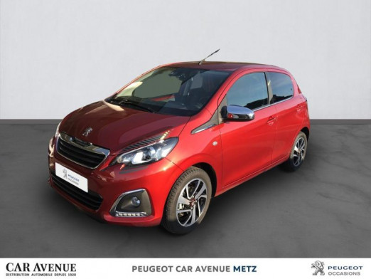 Occasion PEUGEOT 108 VTi 72 Collection S&S 4cv 5p 2020 Antelope 12990 € à Metz Borny