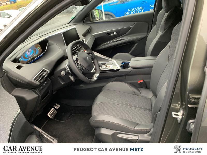 Occasion PEUGEOT 3008 HYBRID 225ch GT Line e-EAT8 10cv 2020 Gris Amazonite (M) 41207 € à Metz Nord