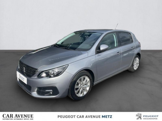 Used PEUGEOT 308 1.5 BlueHDi 100ch E6.c S&S Style 2018 Gris Artense € 14,990 in Metz Borny