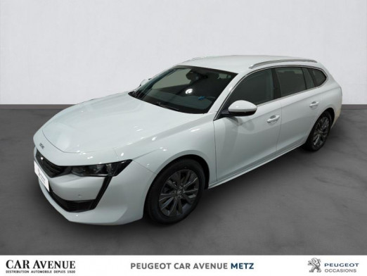 Used PEUGEOT 508 SW BlueHDi 130ch S&S Active Business 7cv 2020 Blanc Banquise € 27,543 in Metz Nord