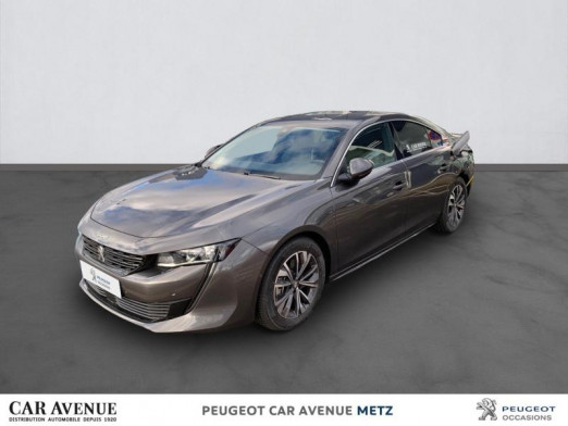 Used PEUGEOT 508 HYBRID 225ch Allure e-EAT8 2020 Gris Platinium € 36,705 in Metz Nord