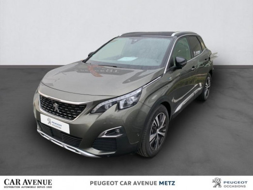 Used PEUGEOT 3008 HYBRID 225ch GT Line e-EAT8 10cv 2020 Gris Amazonite (M) € 41,207 in Metz Nord