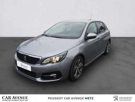 Used PEUGEOT 308 1.5 BlueHDi 130ch S&S  Style EAT8 2020 Gris Artense € 23,564 in Metz Nord