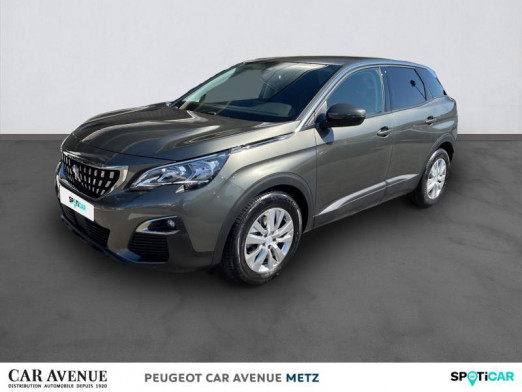 Used PEUGEOT 3008 1.2 PureTech 130ch E6.c Active Business S&S EAT8 2019 Gris Amazonite (M) € 24,990 in Metz Nord
