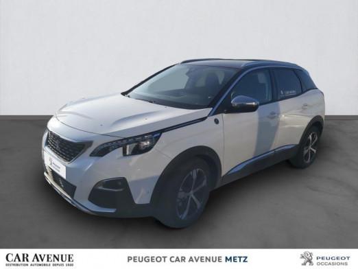 Occasion PEUGEOT 3008 1.5 BlueHDi 130ch S&S Crossway 2020 Noir 29498 € à Metz Borny