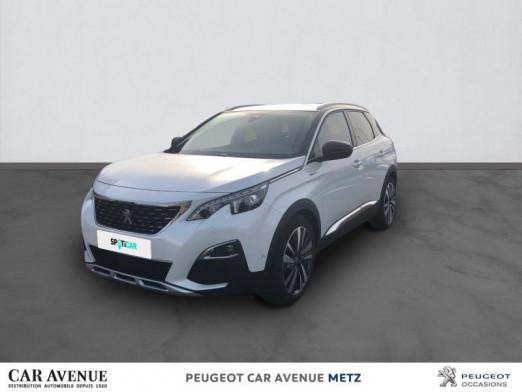 Occasion PEUGEOT 3008 HYBRID4 300ch GT e-EAT8 2020 Noir 44848 € à Metz Nord